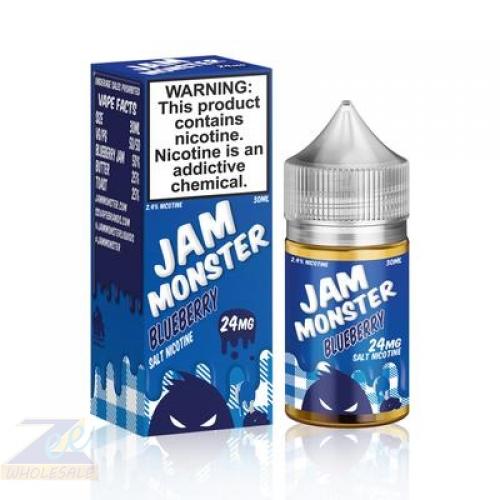 JAM MONSTER SALT 30 ML E-LIQUID