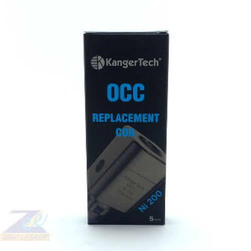 KANGERTECH OCC REPLACEMENT COIL NI-200 5PK/CT